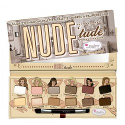 Купить theBalm Palettes Nude'Tude Palette Naughty Packaging Киев, Украина